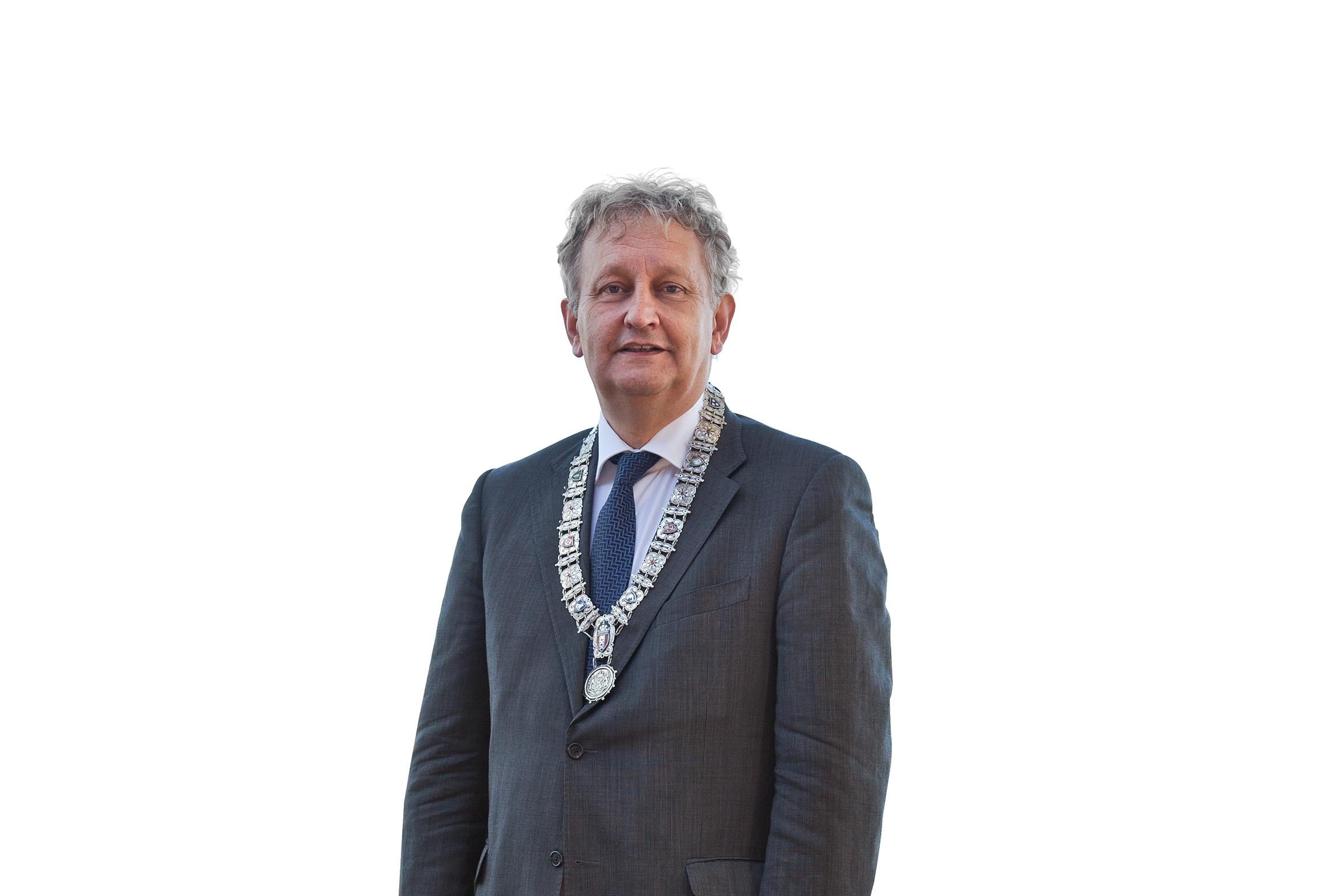 Eberhard van der Laan (Foto: amsterdam.nl)